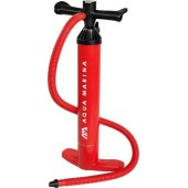 Насос для SUP доски Aqua Marina Liquid Air V2 Double Action Pump, 2021
